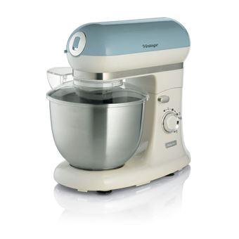 Robot de cocina Vintage Ariete 5,5L 10 velocidades Azul
