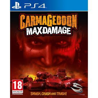 Carmageddon: max Damage (playstation 4) [importación Inglesa]