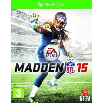 Madden NFL 15 (Xbox One) [Importación inglesa]