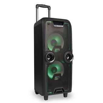 Altavoz portátil NGS Premium Speaker WildRock 200W negro