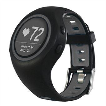 Smartwatch Billow XSG50PRO BT 4.1 gps deportivo, Resistente al Agua 1m Gris