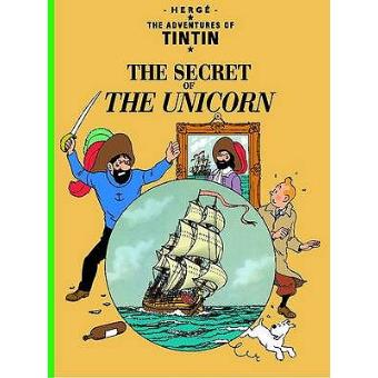 Tintin 11/Secret of the unicorn (inglés)