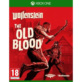 Wolfenstein: the old Blood (xbox One) [importación Inglesa]