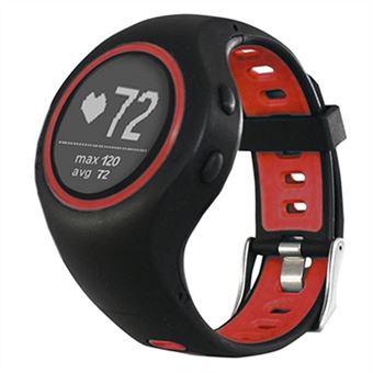 Smartwatch Billow XSG50PRO BT 4.1 gps deportivo, Resistente al Agua 1m Rojo