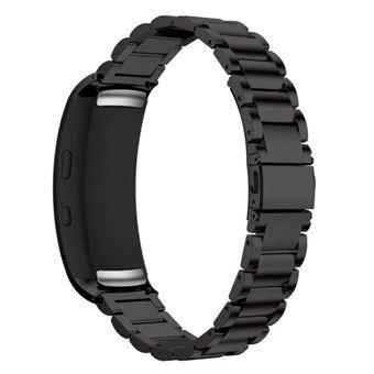 Pulsera Acero Stainless Lux + Herramienta Samsung Gear Fit2 (R360) Negro