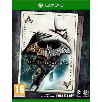 Batman: Return to Arkham (xbox One) [importación Inglesa]