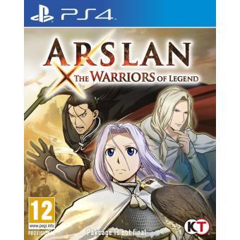 Arslan the Warriors of Legend (playstation 4) [importación Inglesa]