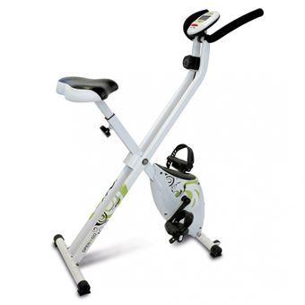 Tecnovita by BH YF90 Open&Go - Bicicleta estática plegable