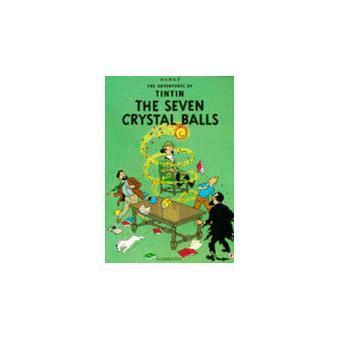 Tintin 13/Seven crystal balls (inglés)