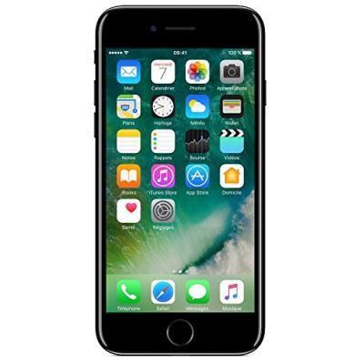 Apple iPhone 7 - 128GB - Jet Black (Non CA Versions)