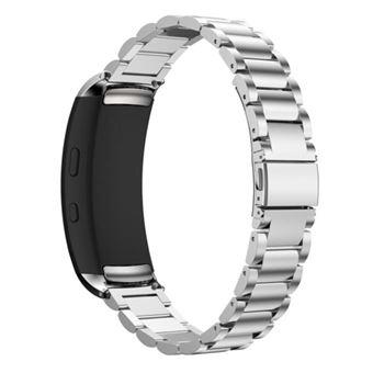 Pulsera Acero Stainless Lux + Herramienta Samsung Gear Fit2 (R360) Silver