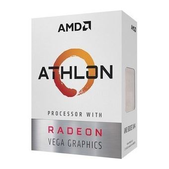 Micro Amd Am4 Athlon 240Ge 3.5Ghz 2Core 4Mb 35W
