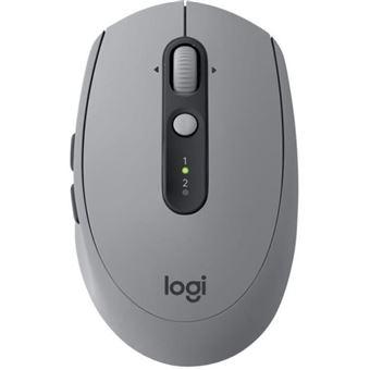 Mouse Raton Logitech m590 Optico Wireless Gris