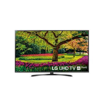 "TV LED 50"" LG 50UK6470P 4K UHD HDR Smart TV"