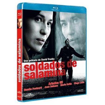 Soldados de Salamina - Blu-Ray