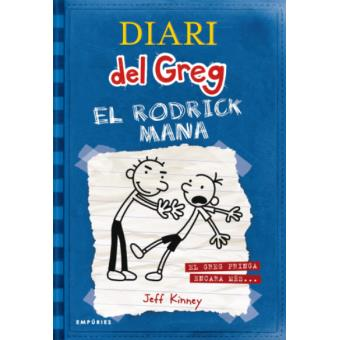 Diari del Greg. El Rodrick mana