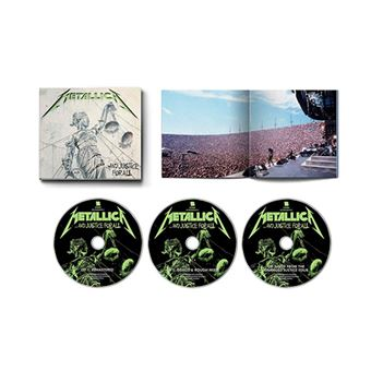 ...And Justice for All - 3 CD