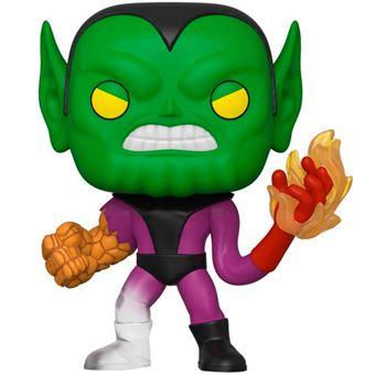 Figura Funko Marvel Los 4 Fantásticos - Super Skrull