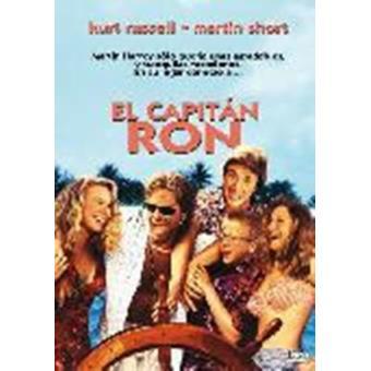 El capitán Ron - DVD