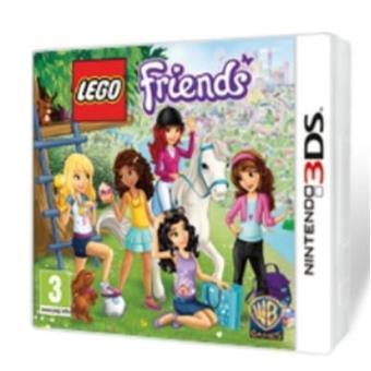Lego Friends Nintendo 3ds Para Los Mejores Videojuegos Fnac