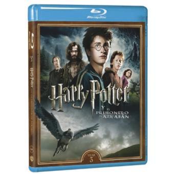 Harry Potter y el prisionero de Azkaban - Blu-Ray