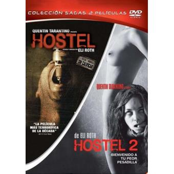 Pack Hostel + Hostel 2 - DVD