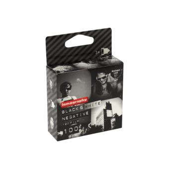 Lomography B&W Pack 3 Carretes