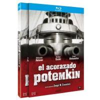 El acorazado Potemkin - Blu-Ray