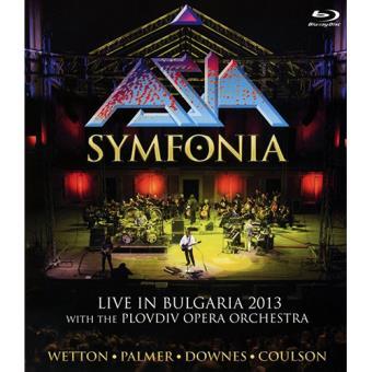 Symphonia. Live in Bulgaria 2013 (Blu-ray)
