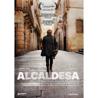 Alcaldesa - DVD