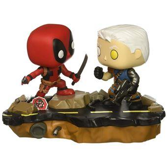 Figura Funko Marvel Deadpool Vs Cable