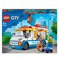 LEGO City Great Vehicles 60253 Camión de los Helados