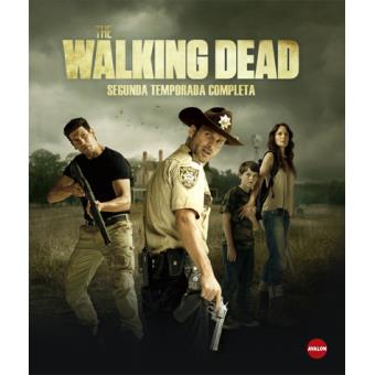 The Walking DeadThe Walking Dead  Temporada 2 - Blu-Ray