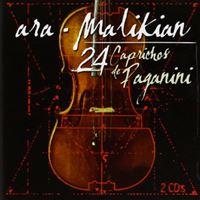 24 Caprichos de Paganini - 2 CD