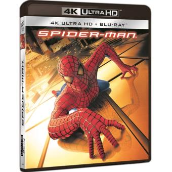 Spiderman - UHD + Blu-Ray