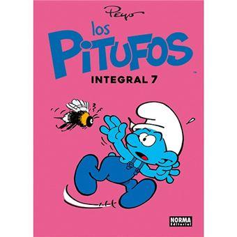 Los Pitufos - Integral 7