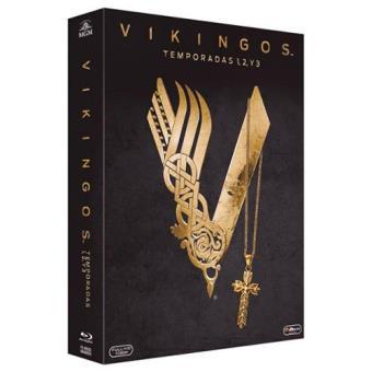VikingosPack Vikingos - Temporada 1-3 Blu-ray