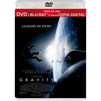 Gravity - Blu-Ray + DVD