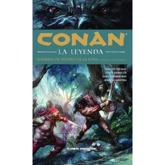 Conan la leyenda nº 10/12