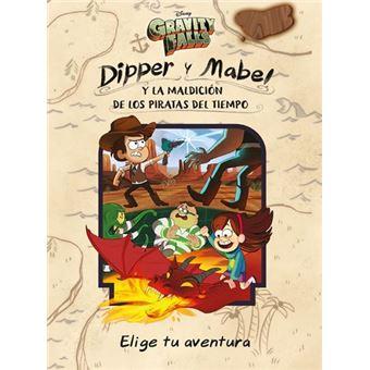Gravity Falls - Dipper y Mabel y la maldición de los piratas del tiempo