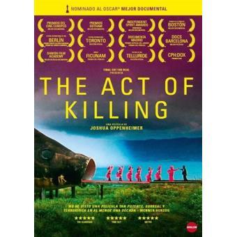 The Act Of Killing V.O.S. - DVD