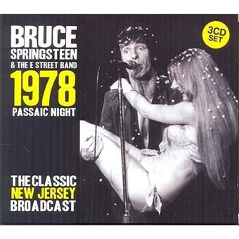 1978 Passaic Night - The Classic New Jersey Broadcast - 3 CD