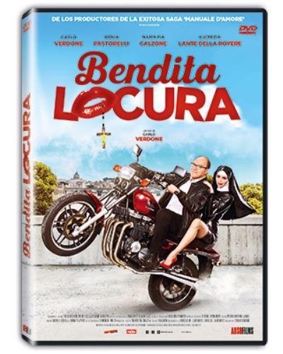 Bendita locura - DVD