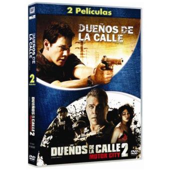 Pack Dueños de la calle 1 y 2 - DVD
