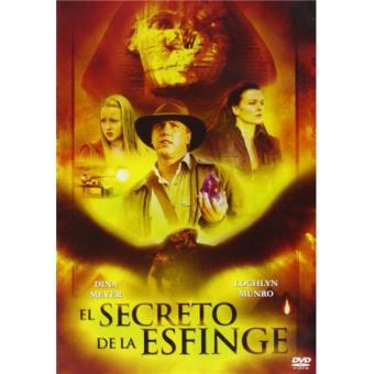 El secreto de la esfinge - DVD