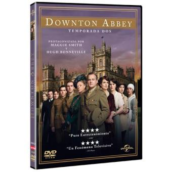 Downton AbbeyDownton Abbey - Temporada 2 - DVD