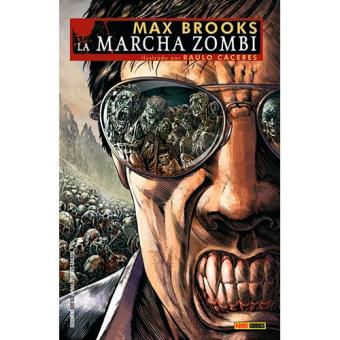 La marcha zombie de max brooks 2