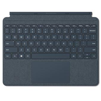 Funda con teclado Microsoft Type Cover Azul Cobalto para Surface Go