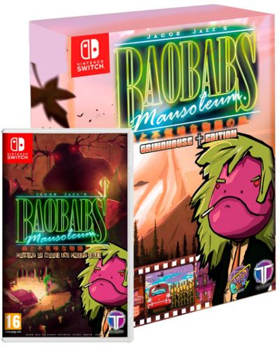 Baobabs Mausoleum Grindhouse Nintendo Switch