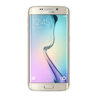 Samsung Galaxy S6 edge - SM-G925F - oro platino - 4G LTE, LTE Advanced - 32 GB - GSM - smartphone